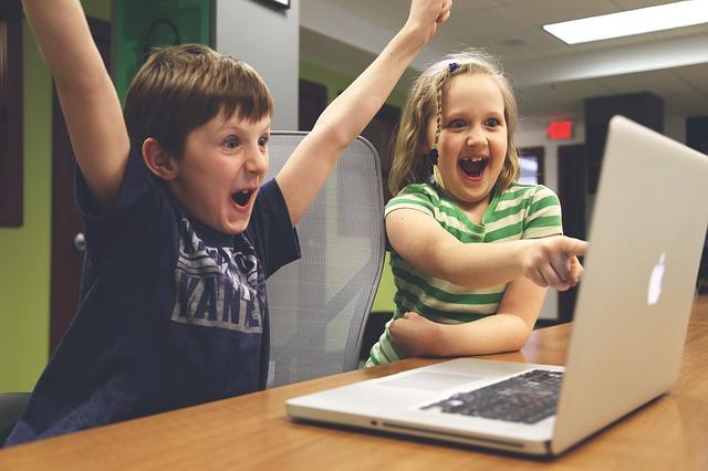 šťastné detí