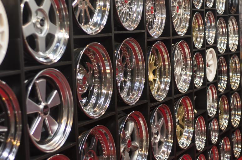 Alu disky, hliníkové disky, široký výber hliníkových diskov