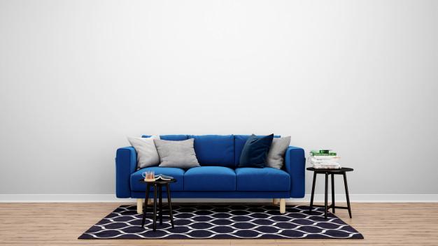minimal-living-room-with-blue-sofa-carpet-interior-design-ideas_176382-1525